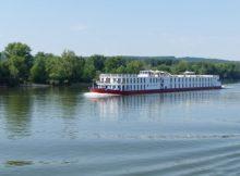 Die Donau ist sehr beliebt für Flusskreuzfahrten