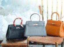 Die angesagtesten Handtaschenfarben der kommenden Saison