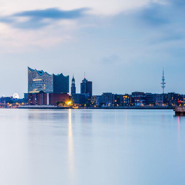 Ein Blick auf die Modestadt Hamburg