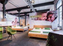 Impression von der OekoControl Sonderausstellung Oekologisches Wohndesign 2017