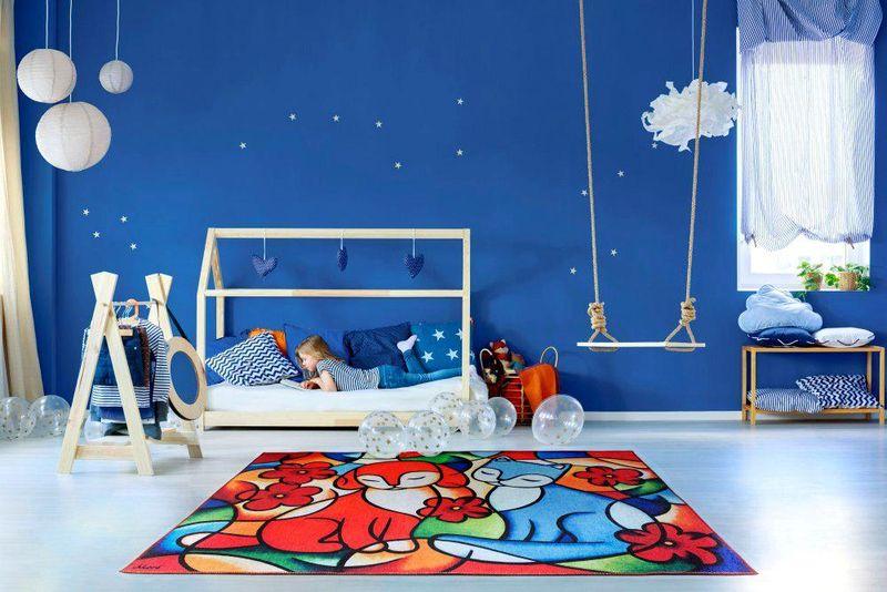 """Kinderteppiche der Serie """"Moré Art for Kids"""""""