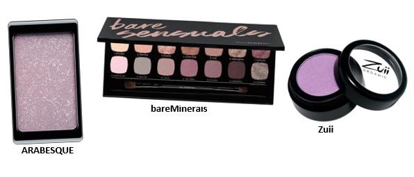 Ultra-Violet-ist-angesagt in Die Make-up Trendfarben des Frühlings