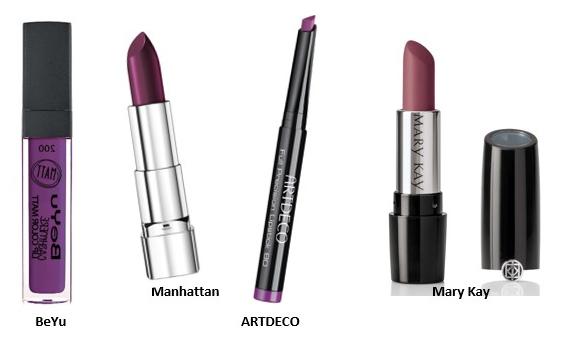 Wildeste-Farben-f C3 BCr-die-sexy-Schnute in Die Make-up Trendfarben des Frühlings