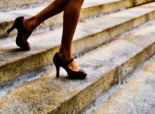 Der Haken an High Heels