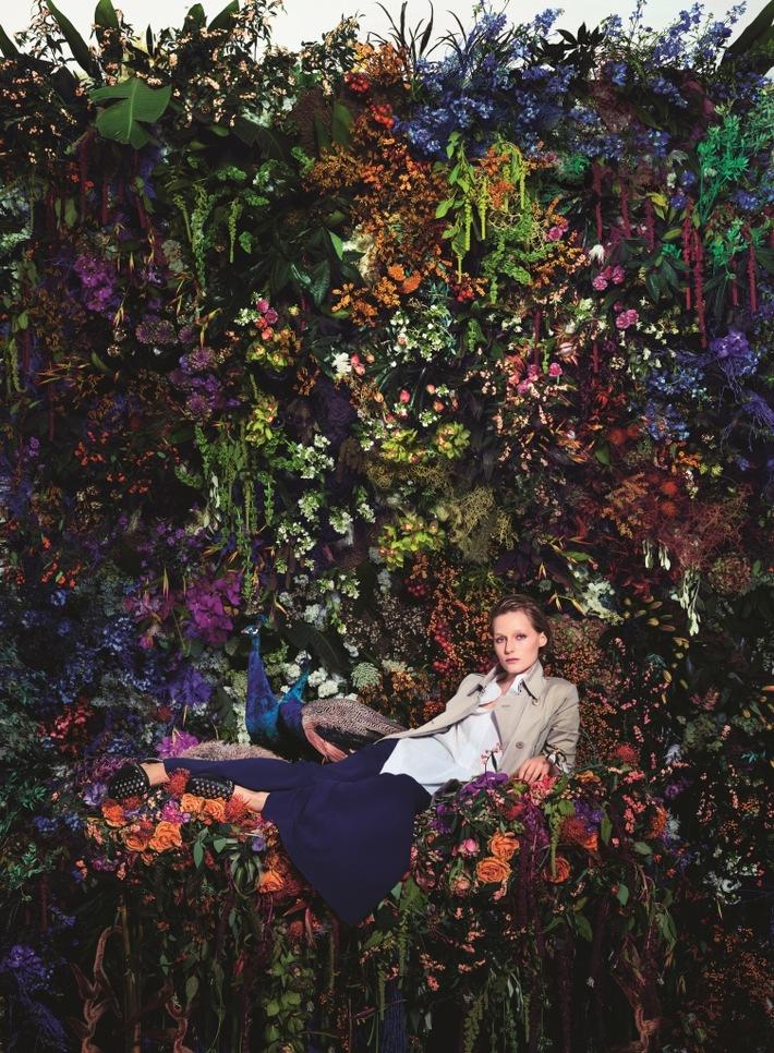 Breuninger in voller Blüte