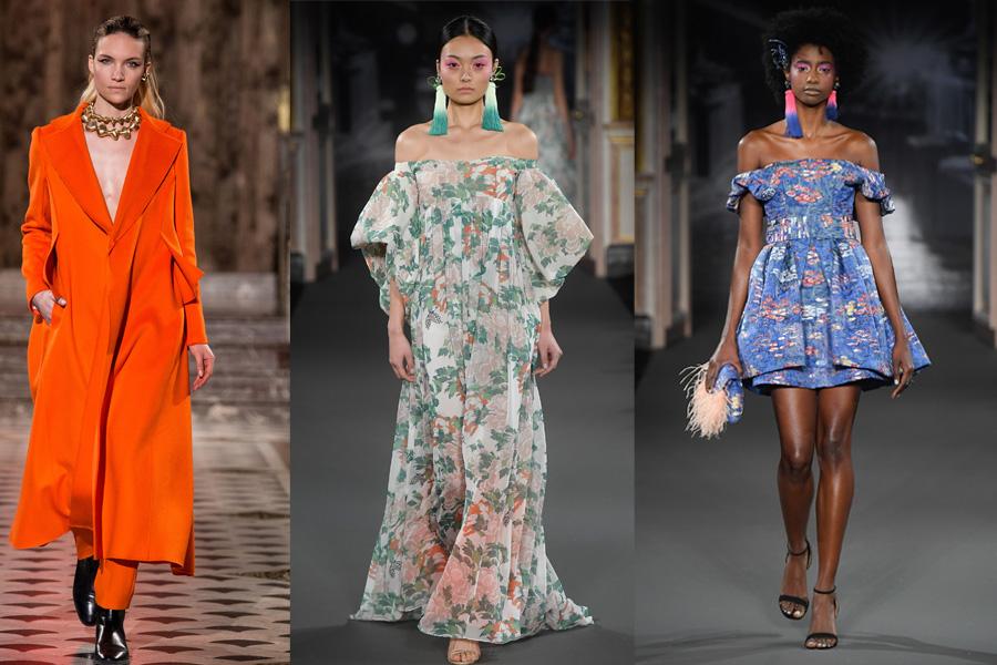 Die Catwalk Looks der Fashion Week