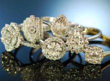 Brillant für die Hand der Auserwählten sind Verlobungsringe mit feinstem Diamantbesatz