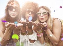 Der Sommer bringt das Festival Fever