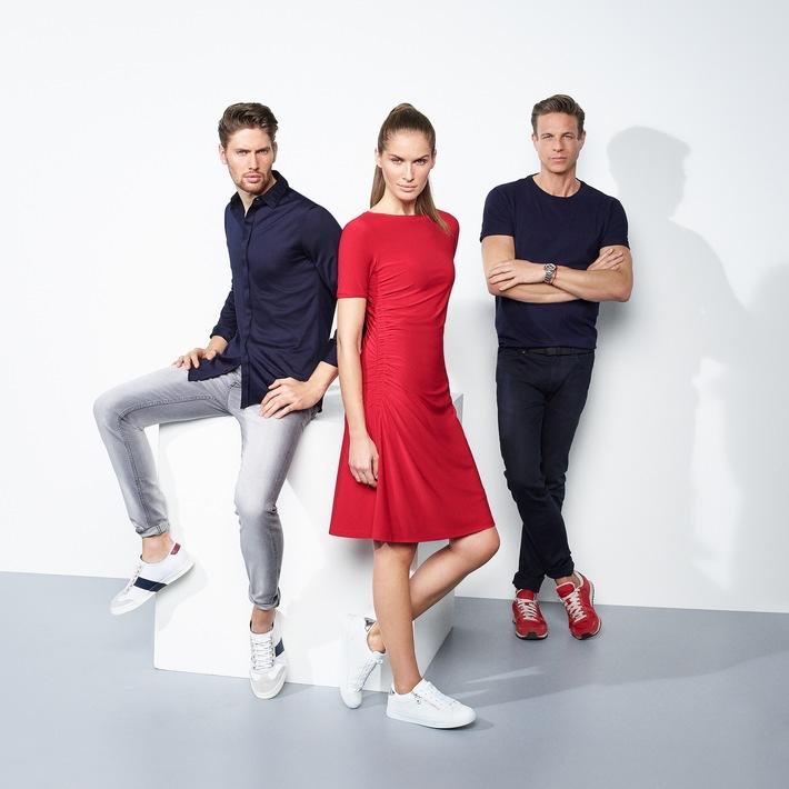 Designermode-f C3 BCr-alle in Stardesigner Steffen Schraut entwirft Modekollektion für Aldi Süd