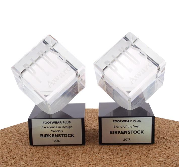 Gewinner in der Kategorie Excellence in Design Sandals