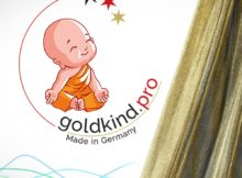 Goldkind.pro absorbiert HF-Strahlung effektiv