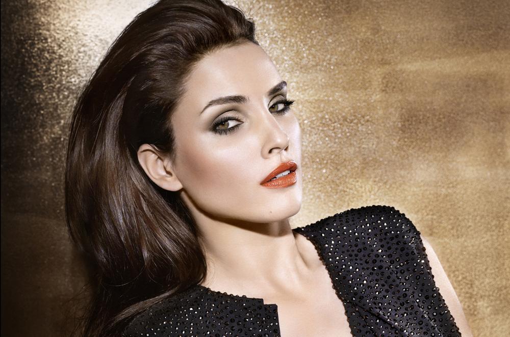 Lidschatten aktuell wieder eine tragende Rolle auf der Make-up-Bühne