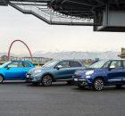 Die Fiat 500 Mirror Familie