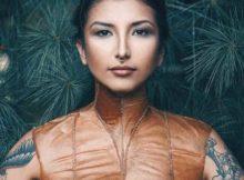 Auf der ersten indigenen Fashion Week in Toronto präsentieren indigene Designer ihre Kreationen 2