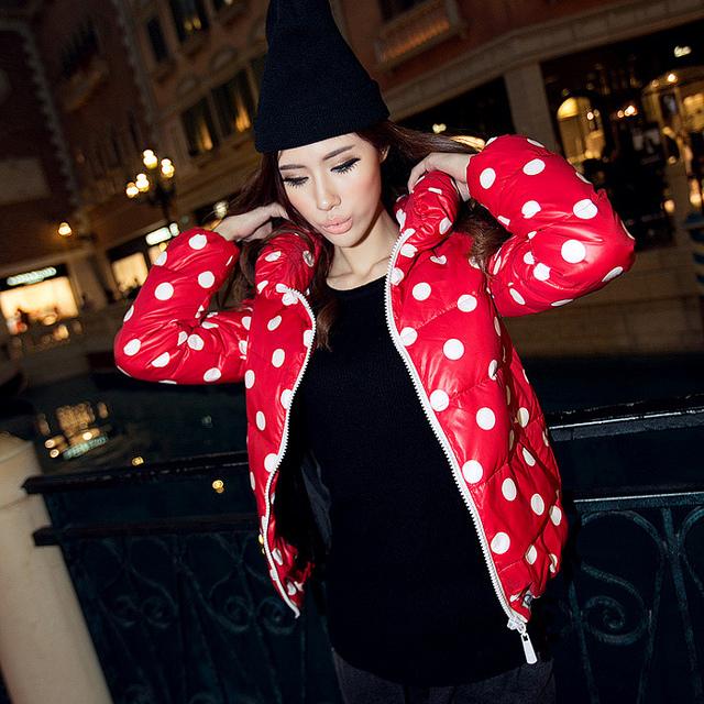 Besonders Jacken mit Kissenkragen sind mega trendy