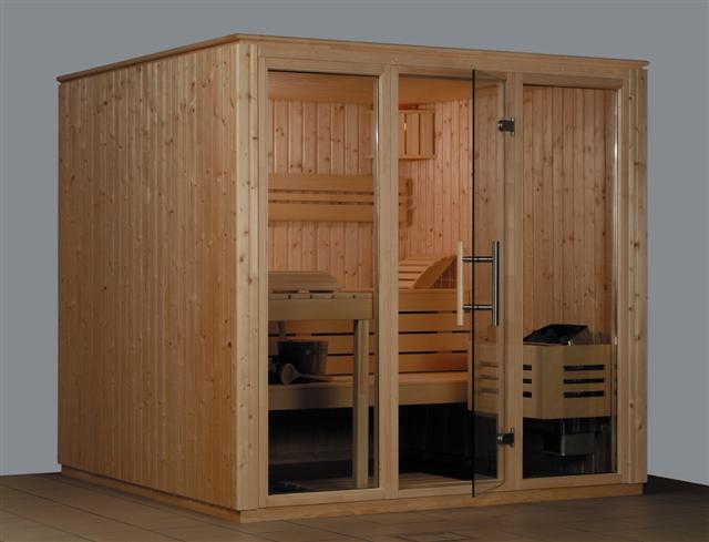 Die NEW Sauna stellt sich vor
