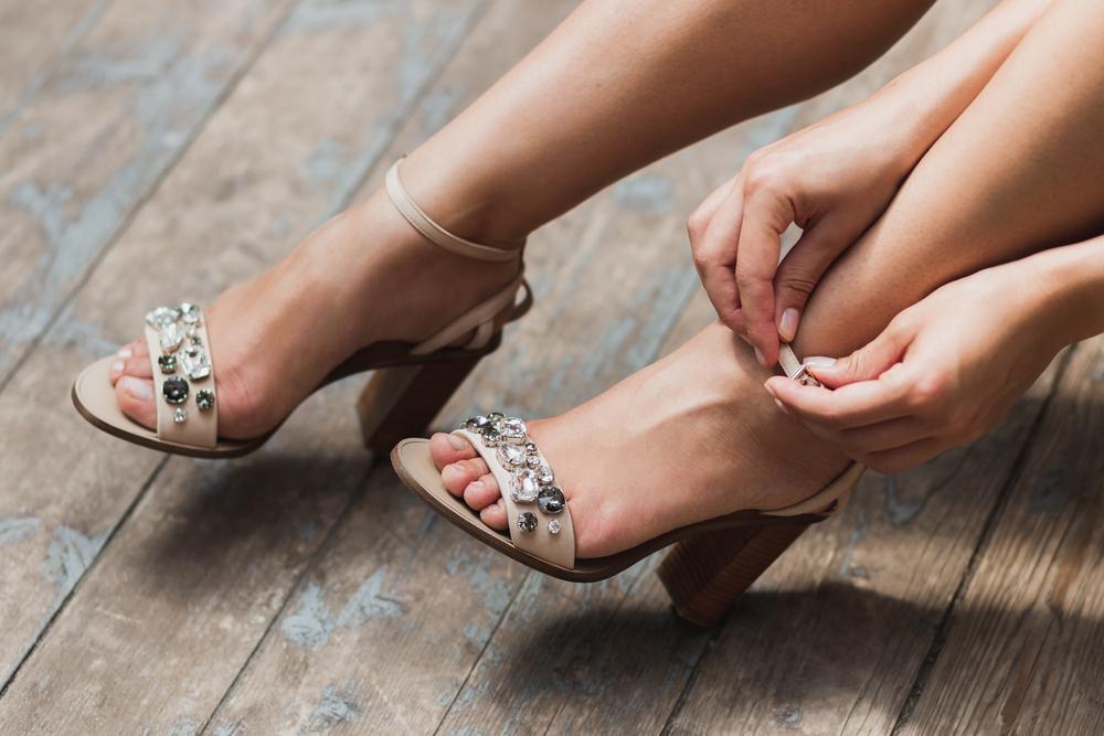 Füße im Fokus