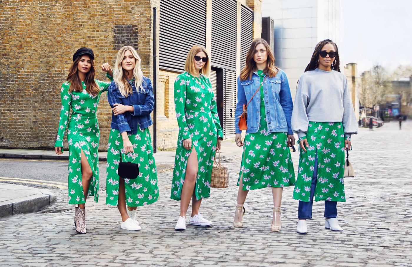 Amazon Fashion stellt europäische Frühjahr-/Sommerkampagne 2018 für find. vor