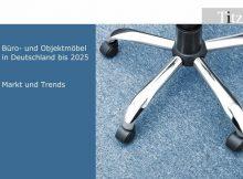 Neue Studie: Deutliche Veränderungen im Büromöbelmarkt erkennbar
