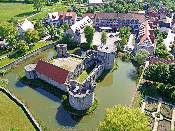 Schlosshotel Prinz von Hessen
