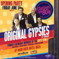 The-Origial-Gypsies-of-Camargue-als-Headliner in Eröffnungsparty: Hard Rock Hotel Ibiza startet die Saison