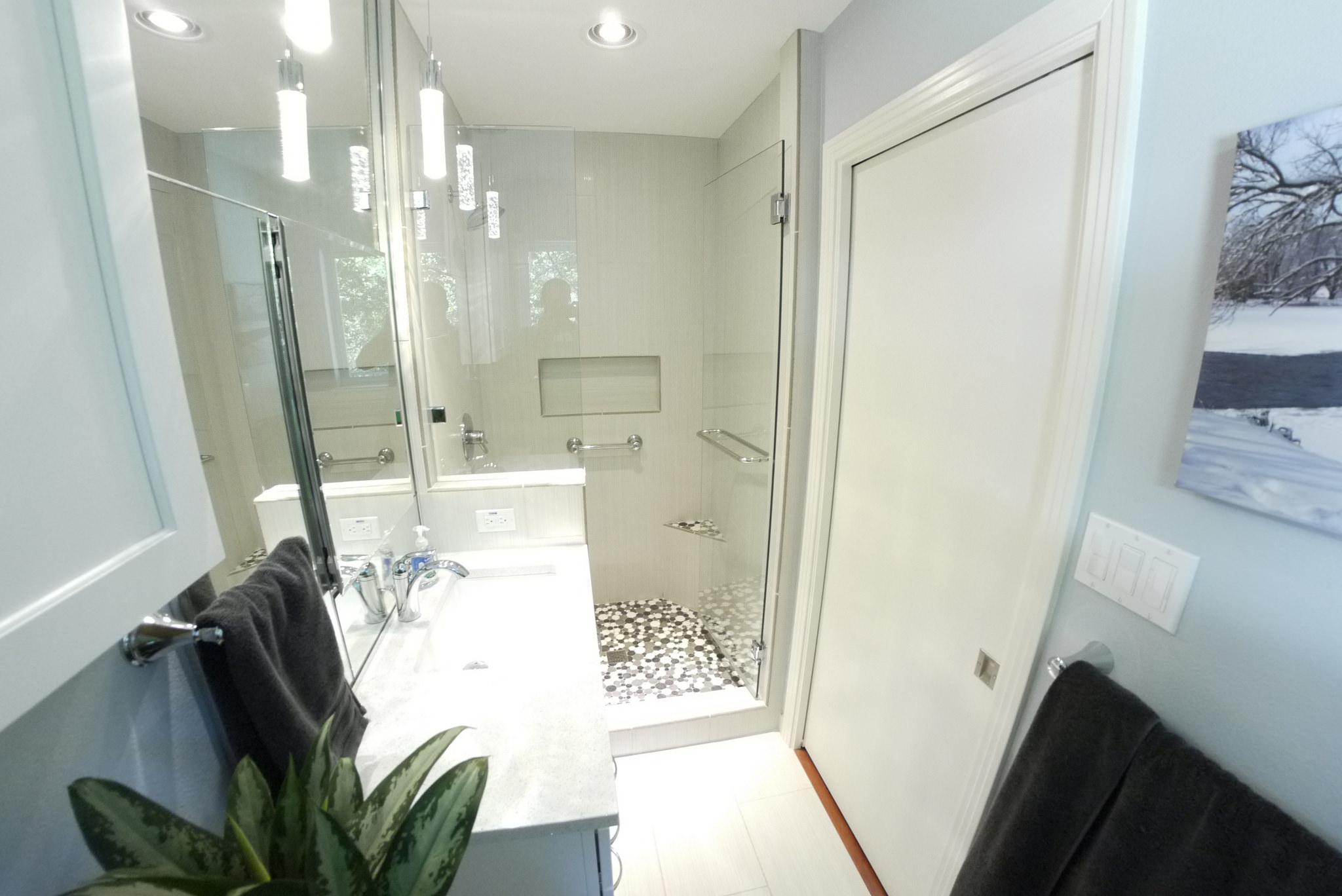 Badezimmer, die Freude machen