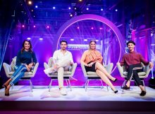 Der TV-Modelwettbewerb für kurvige Frauen