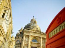 Englisch ist auf Malta zweite offizielle Amtssprache