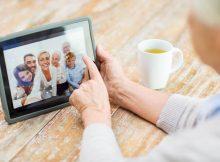 Mit Hilfe von digitalspezialist analoge Fotoschätze auf mobilen Endgeräten betrachten und neu erlebe