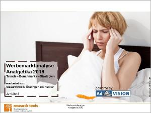 Werbemarktanalyse Analgetika 2018