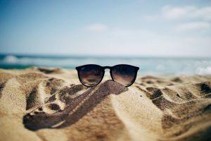 Auch am Beach ist Style und Stil gefragt