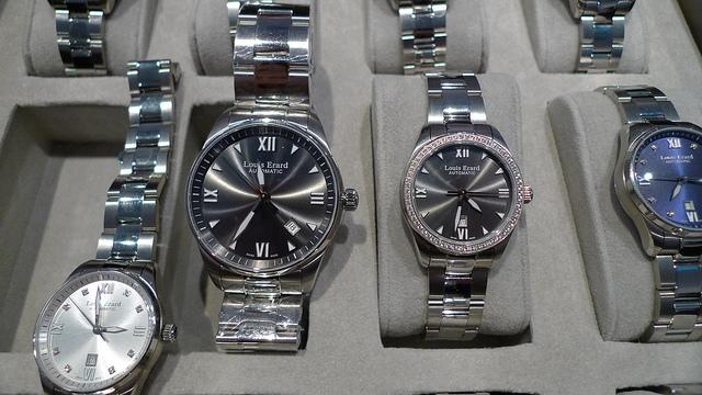 Uhren, Lifestyle und Luxus