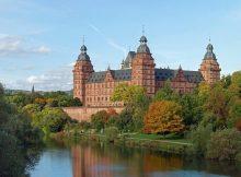 Schloss Johannisburg in Aschaffenburg
