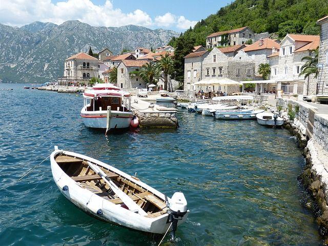 Auch die Hafenstadt Kotor in Montenegro hat ihren Reiz