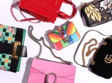 Frauen lieben Handtaschen - auch bei preloved Designermode