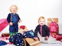 Schicken Sie Ihre gebrauchte Kinderkleidung an Tchibo Share