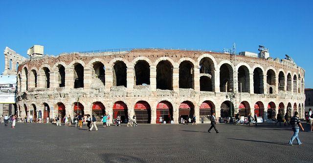 Verona - Italiens Stadt der Liebe