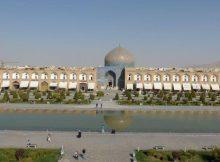 Der Imam-Platz in Isfahan