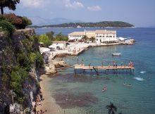 Eine der schönsten griechischen InselnEine der schönsten griechischen Inseln