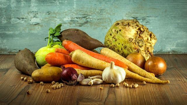 Gemüse ist besser als Obst - es enthält kaum Fruktose