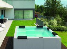 Treesse Designer-Whirlpool mit Ghost System®
