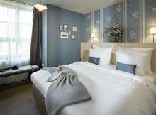 """Marias Platzl"" lautet der Name des 34 Zimmer großen Hotels am Mariahilfplatz"