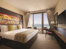 Das Ramada Resort by Wyndham Dar Es Salaam lädt zum Entspannen am Jangwani Beach ein