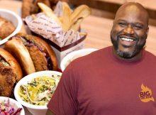 """Eröffnet auf der Carnival Redaiance das """"Big Chicken"""": Basketball-Legende Shaquille O'Neal"""