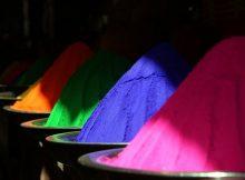 Farben beeinflussen Gefühle und Emotionen
