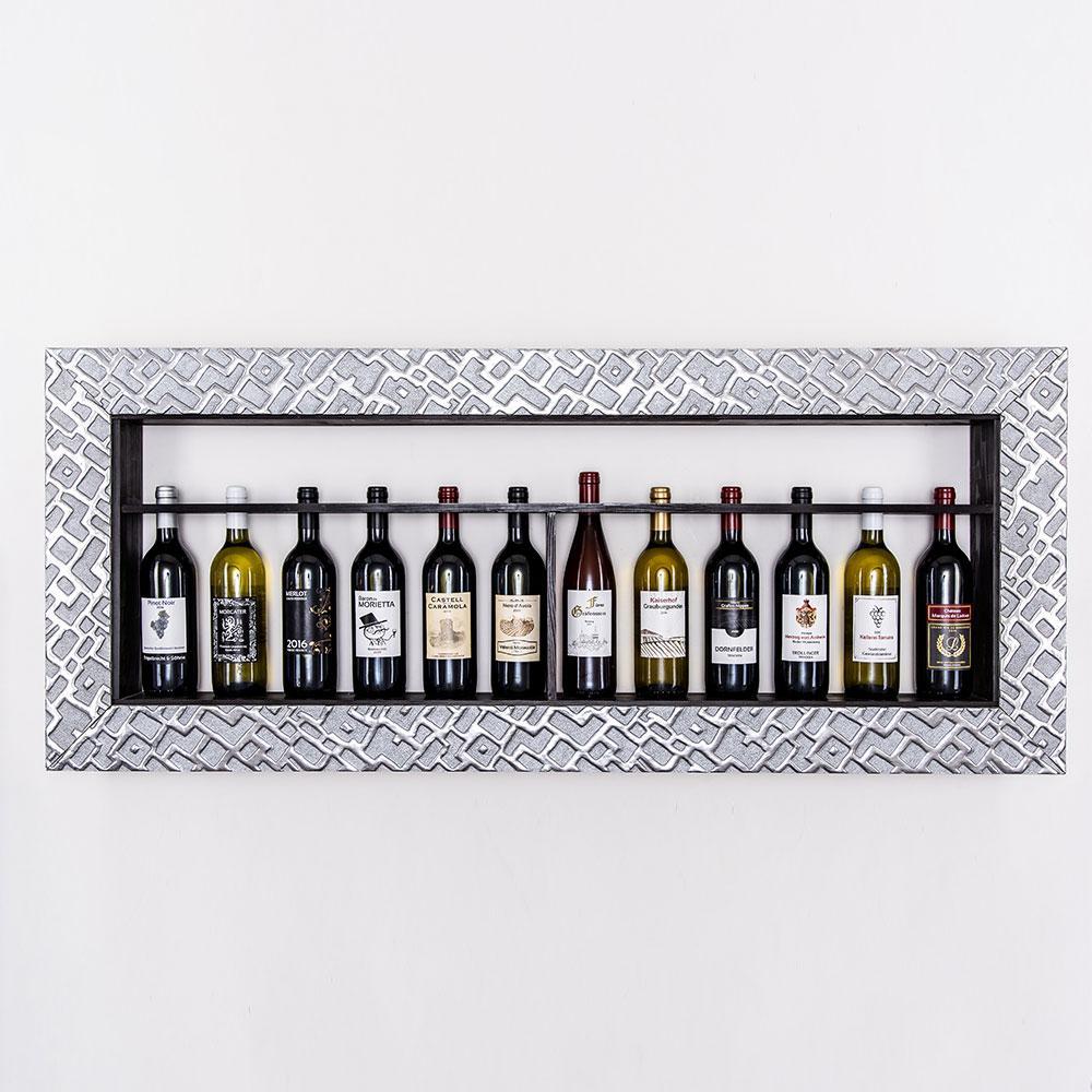 Gerahmte Weinflaschen - die Herbstsensation aus Italien