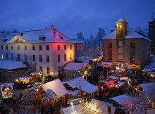 Weihnachtsmarkt auf der Festung Königstein