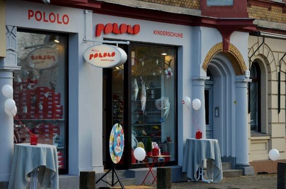 Der POLOLO Shop + ShowRoom in Berlin-Zehlendorf