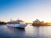 Nur für Kreuzfahrer ab 18: die Arcadia von P&O Cruises