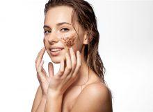 Schönere Haut durch verschiedene Peelings